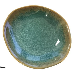 RE-STOCKED! Blue Porcelain Dipping Dish