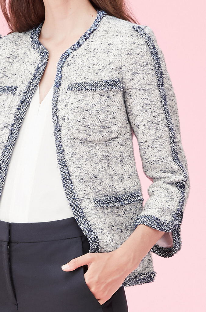 Speckled Tweed Jacket