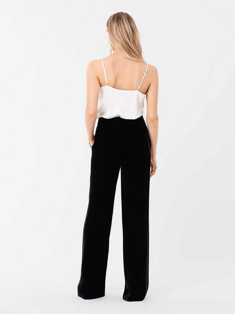 Georgina Trousers in Black