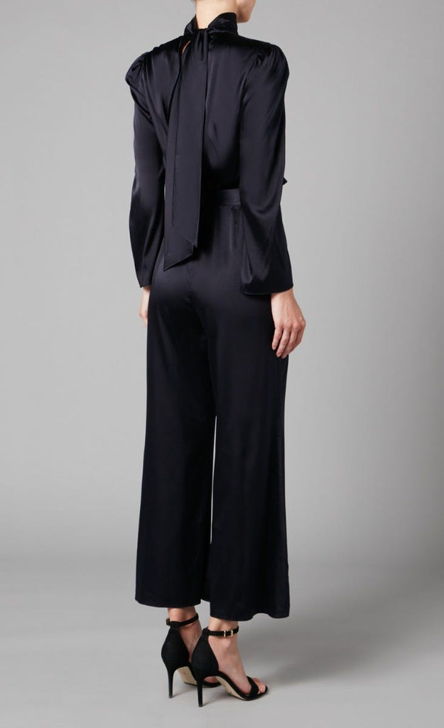 Janie Jumpsuit in Midnight