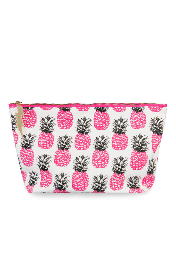 Pink Pineapple Bag