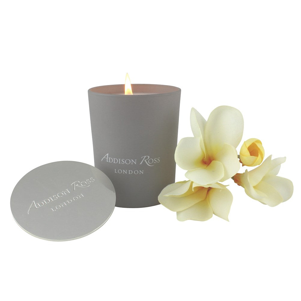 Frangipani Zing Scented Candle