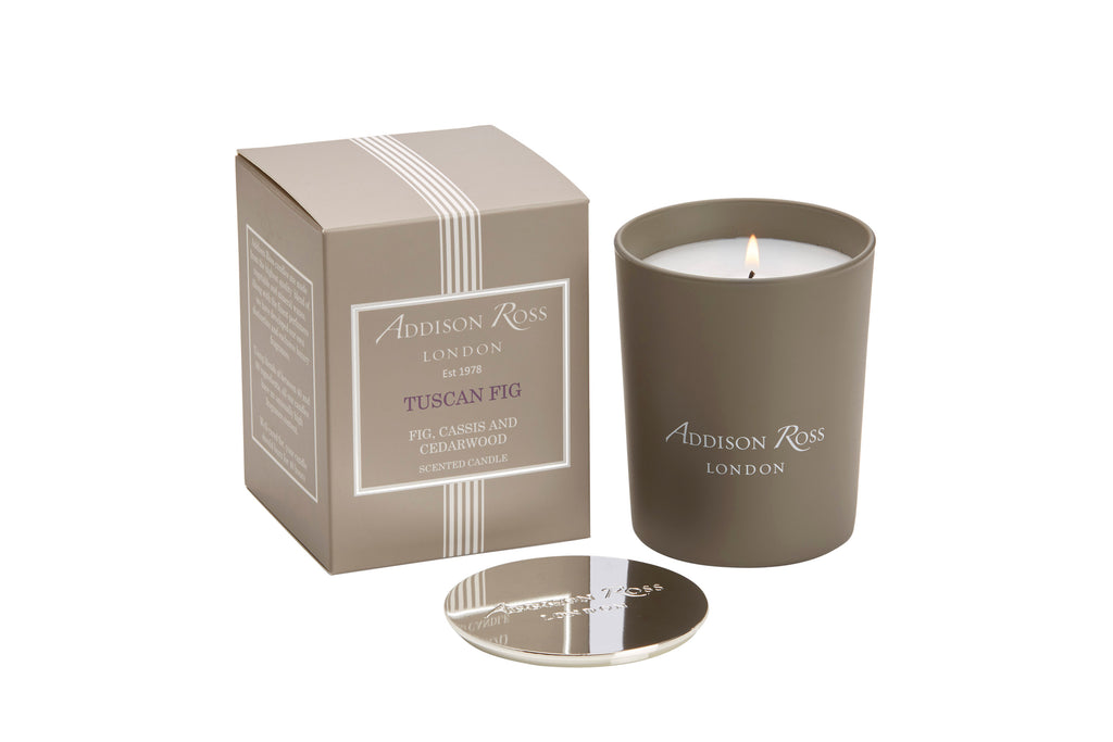 Tuscan Fig Scented Candle