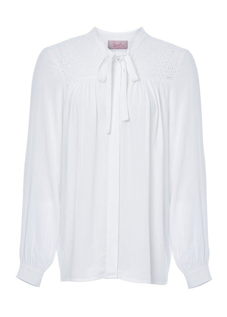 Delilah Cotton Blouse