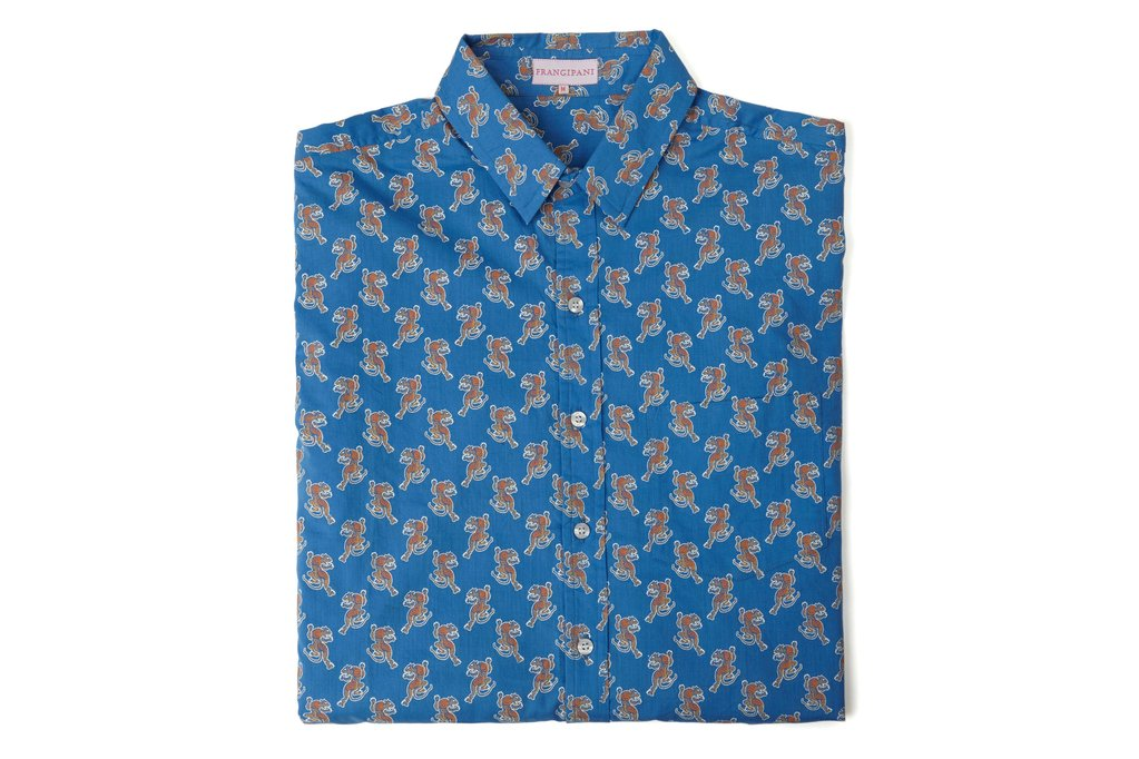 Easy Tiger Men's Cotton Shirt