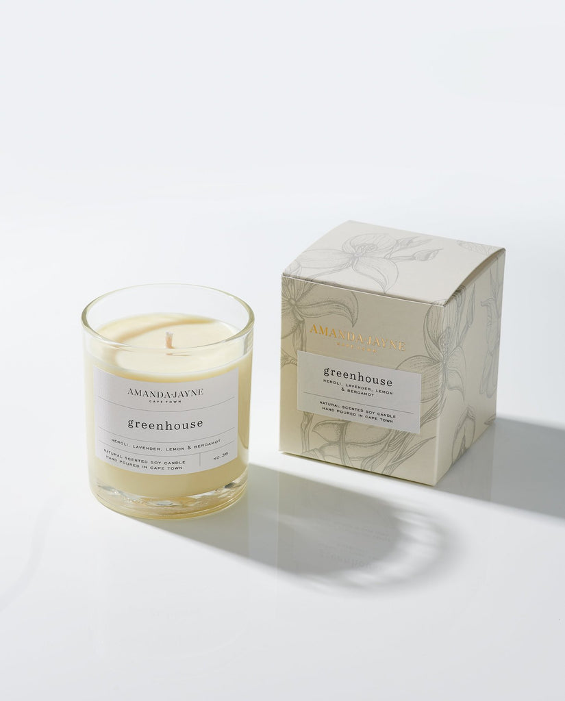 Greenhouse Scented Candle