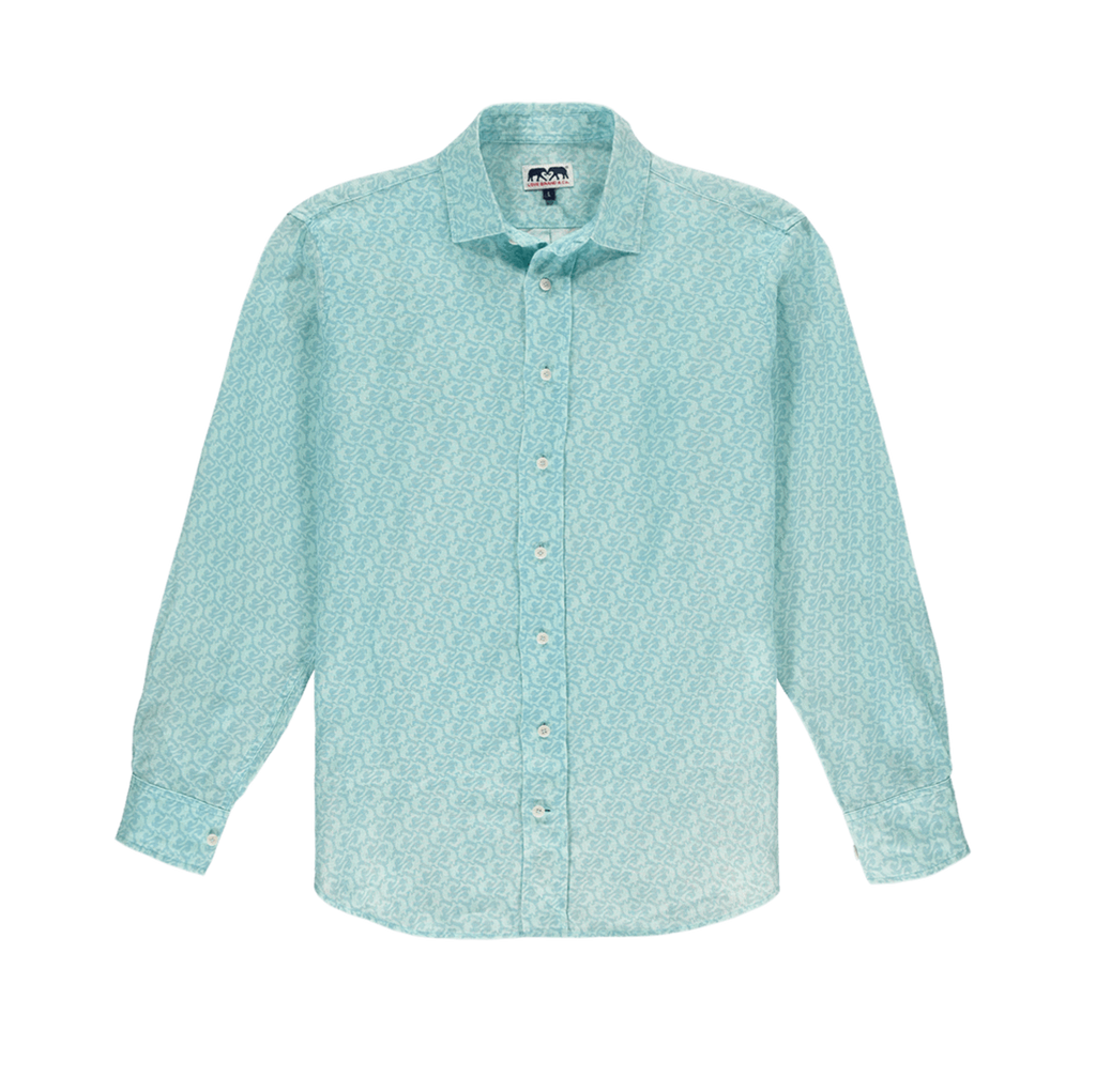 Hot Hammerhead Mens Abaco Shirt