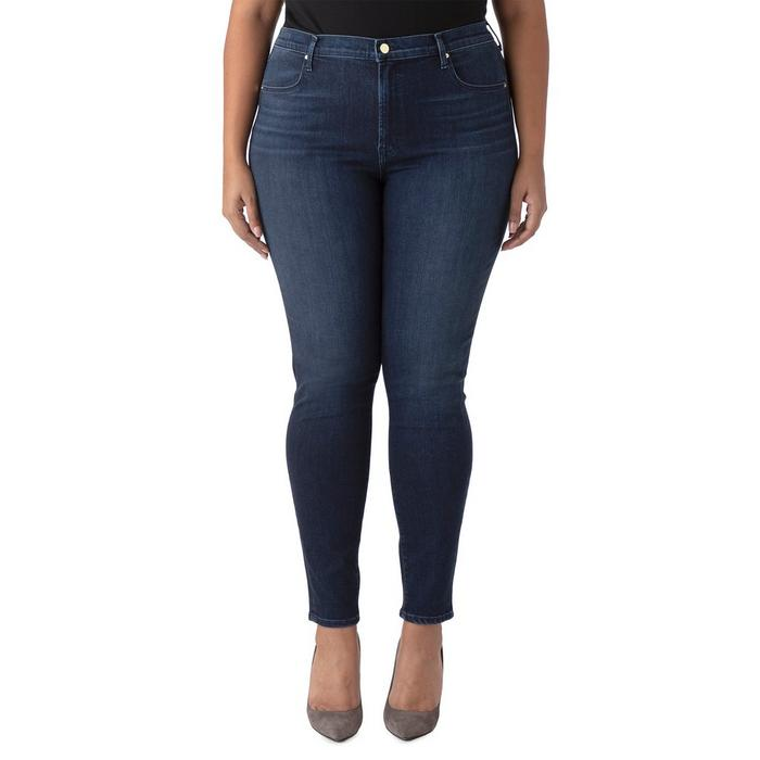 Maria High Rise Skinny Jean in Fix