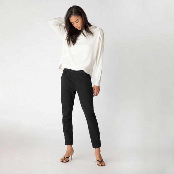 Arkin Zip Ankle Trouser in Night Out