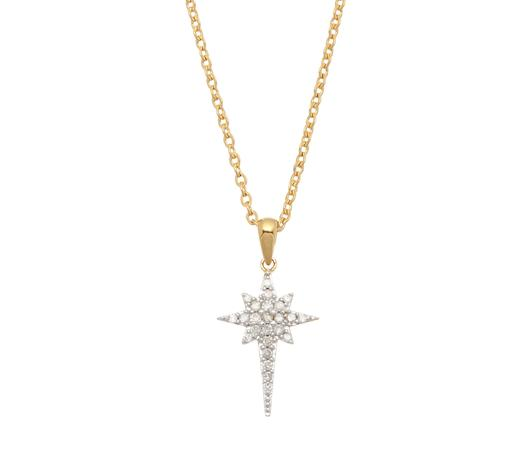Fallen Star Necklace