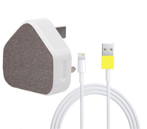 Charger and cable skin
