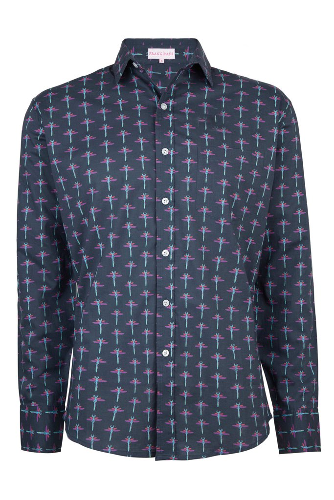 New Order Men's Cotton Shirt