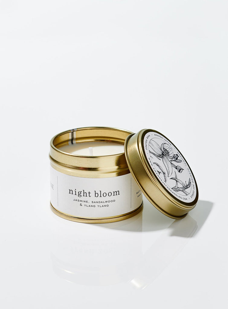 Small Night Bloom Scented Candle