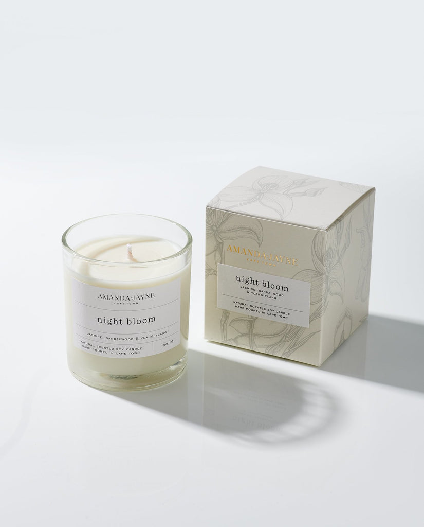 Night Bloom Scented Candle
