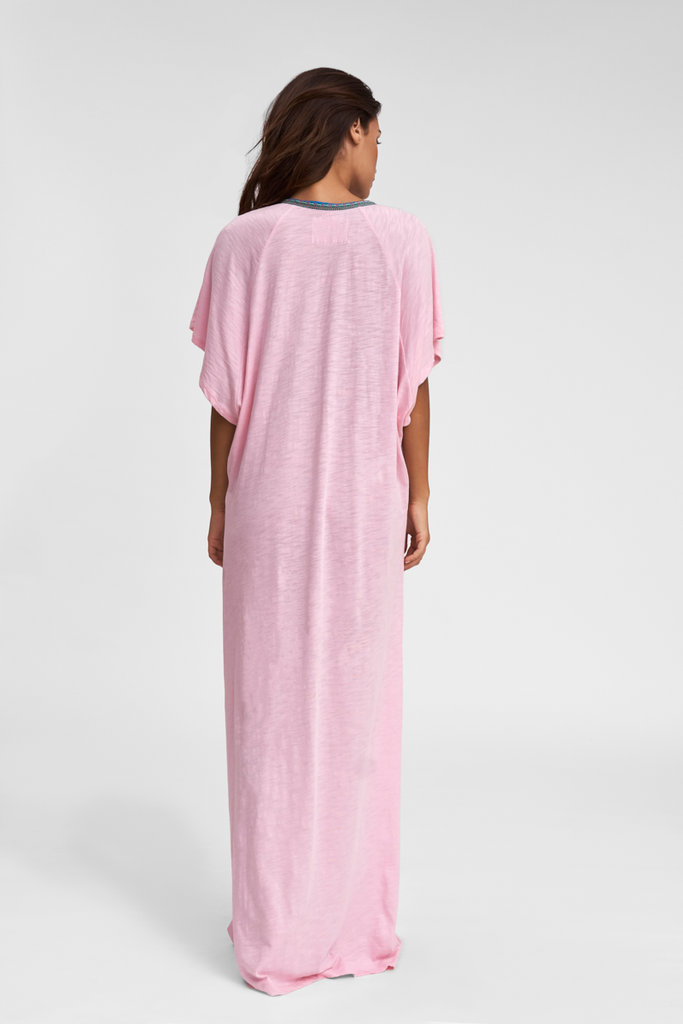 Pima Abaya Light Pink