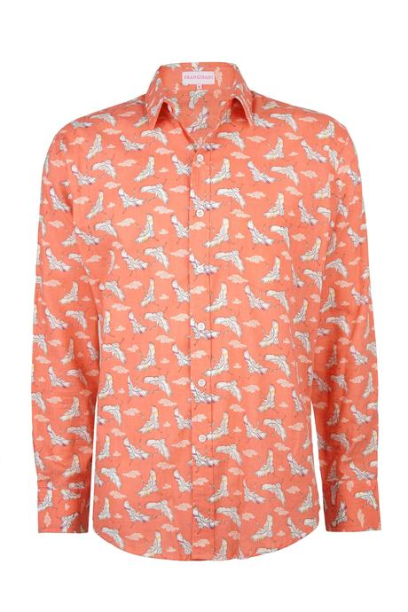 Men's Play on Birds Shirt