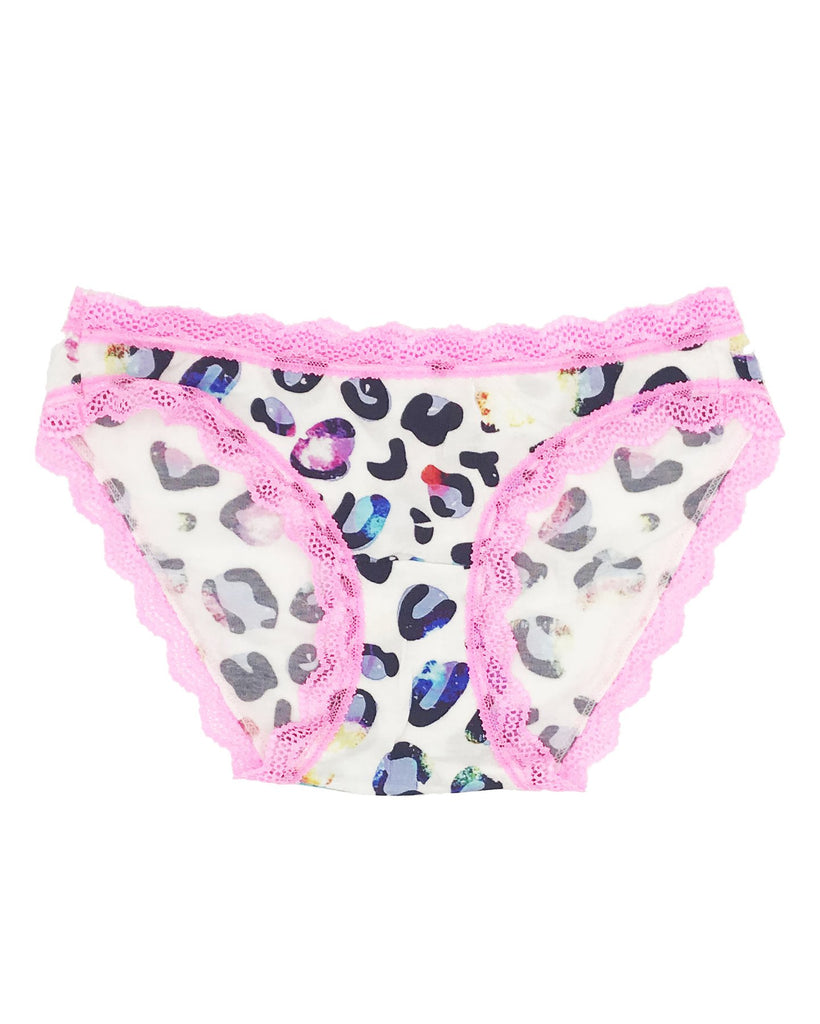 Multi Leopard Knicker