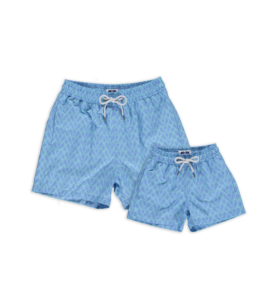 Posidonia Y El Mar Mens Staniel Swim Short