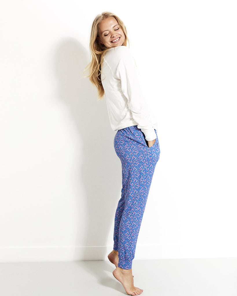Forget-Me-Not Lounge Pant