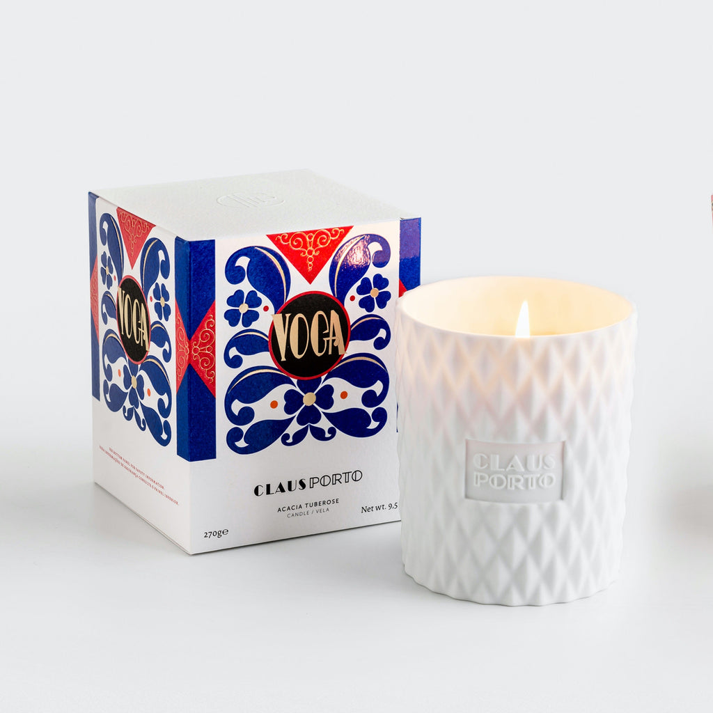 Voga Scented Candle