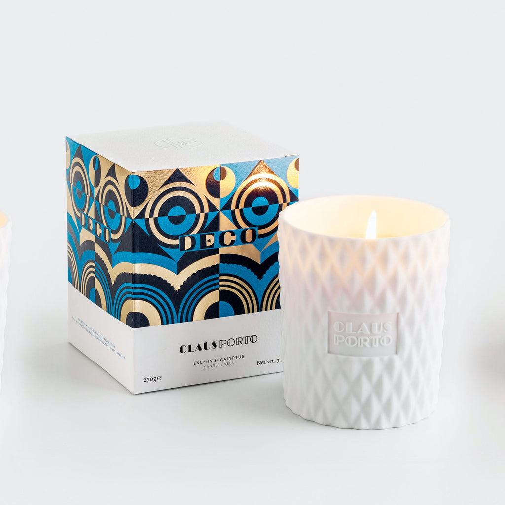 Deco Scented Candle