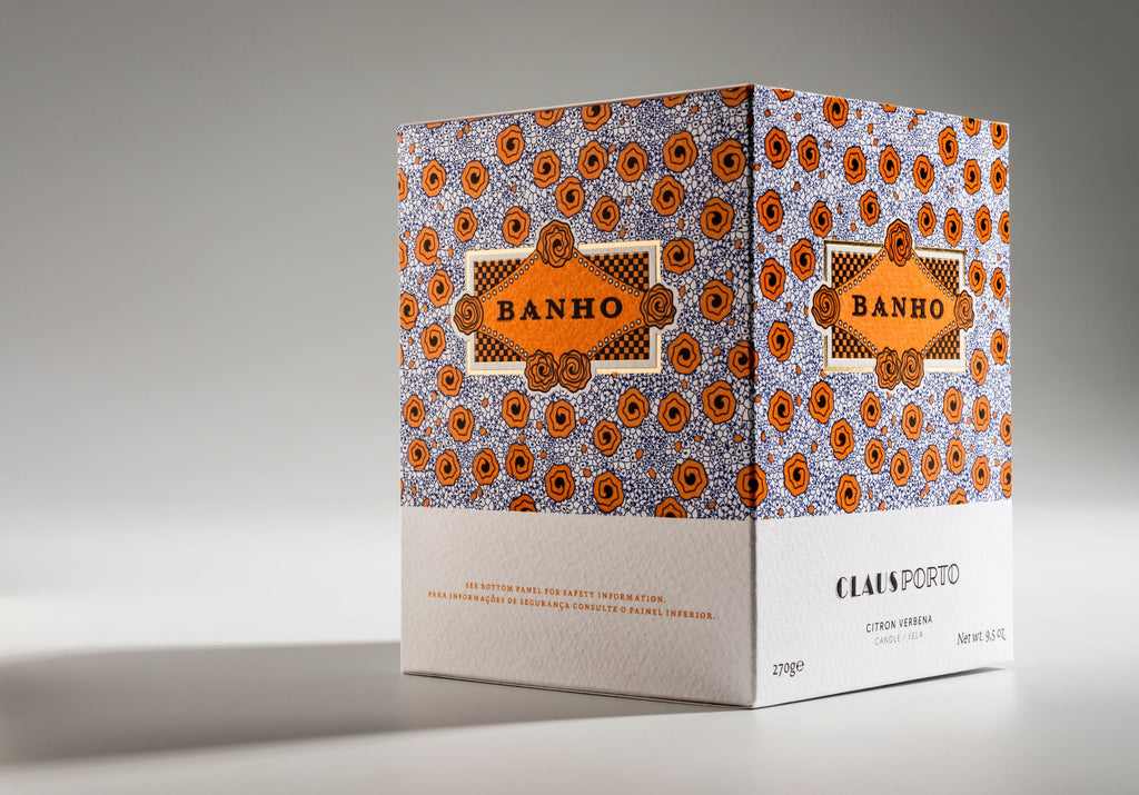 Banho Scented Candle
