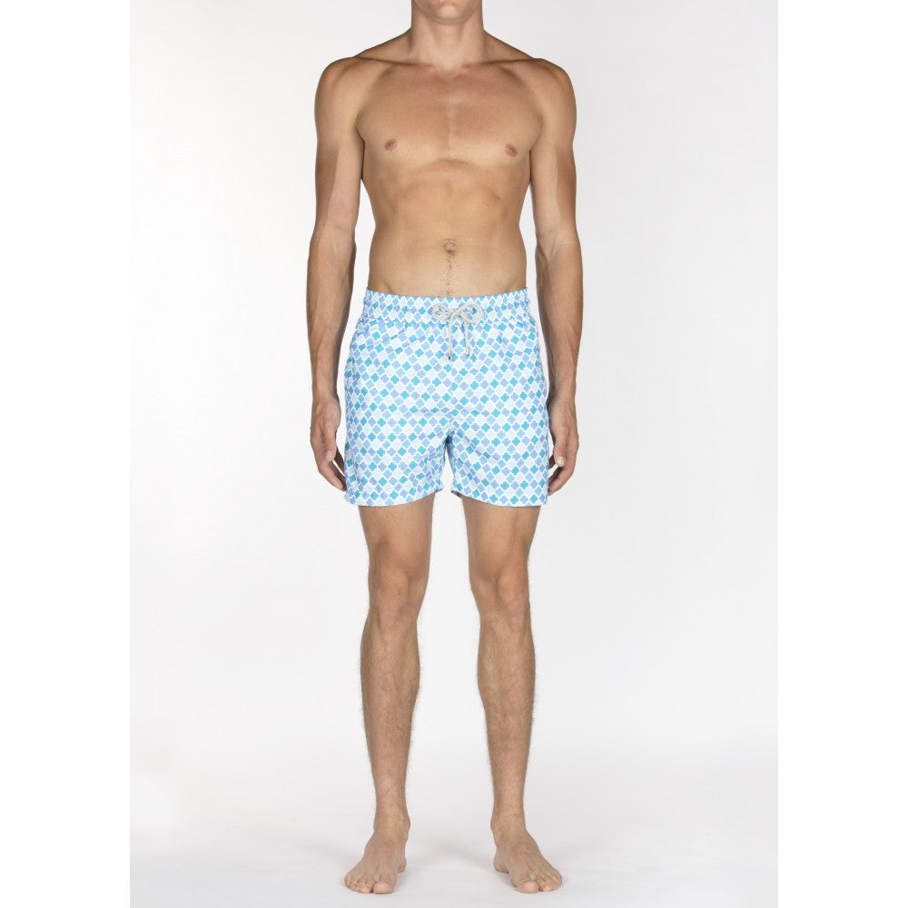 Moroccan Mirage Mens Classic Swim Short