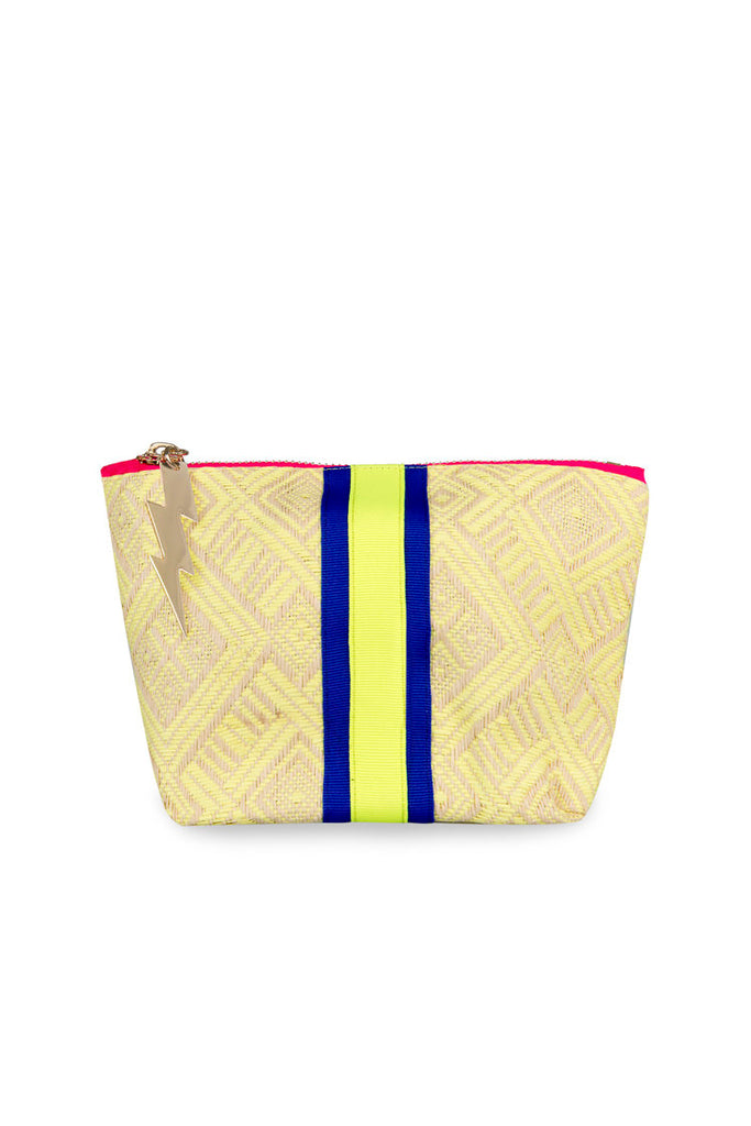 Aztec Bag in Yellow & Cream