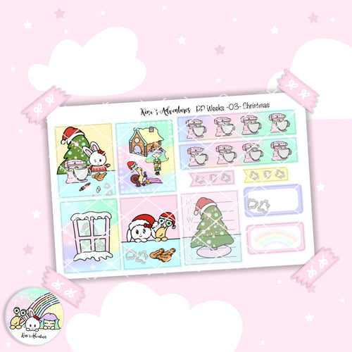 Christmas BUNDLE- PP weeks