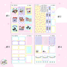Load image into Gallery viewer, Stickers Kit- Standard Vertical kit - Pastel pic nic