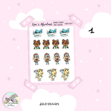 Load image into Gallery viewer, Stickers Sheet- Animal Crossing II - Characters