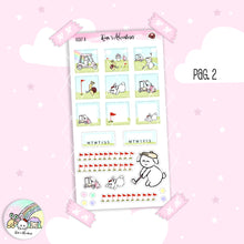 Load image into Gallery viewer, Hobonichi Weeks - Golf
