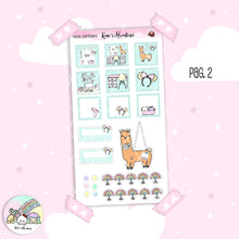 Load image into Gallery viewer, Hobonichi Weeks - Pastel Craft Room