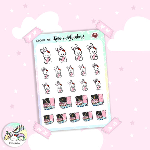 Stickers Sheet - Hobonichi - Minu'