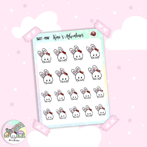 Stickers Sheet - Minù - Sweet