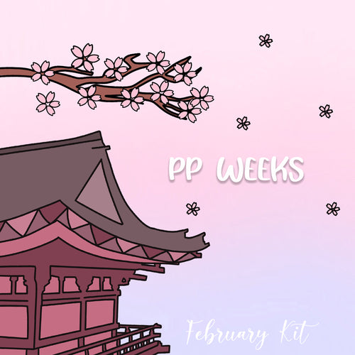 Past Kit - February - PP Weeks