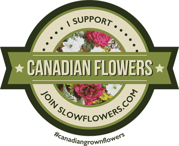 I Support Canadian Flowers