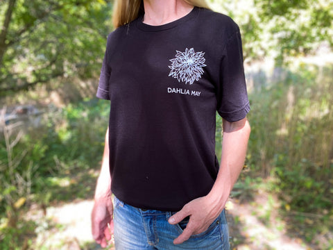 Dahlia May Logo T-Shirt