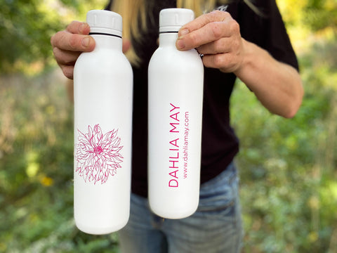 Dahlia May Insulated Water Bottle