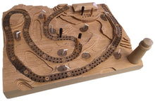 Load image into Gallery viewer, Add a Wooden Lighthouse to A Golf Cribbage Board