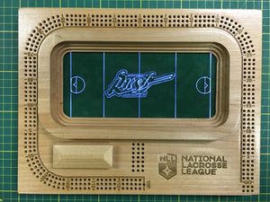 Lighted Surface Option on Arena / Stadium Board