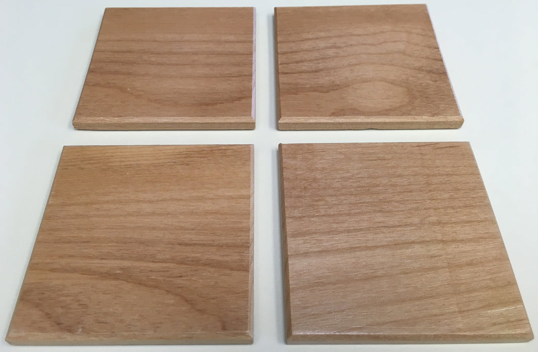 Coasters, Set of 4