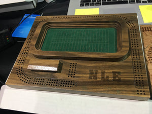 Board Text Engraving Arena / Stadium (or other)