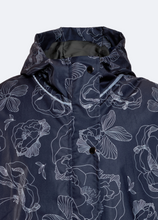Load image into Gallery viewer, Jacket // Black Flower