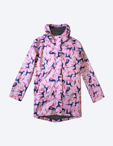 Jacket . Pink Dogs