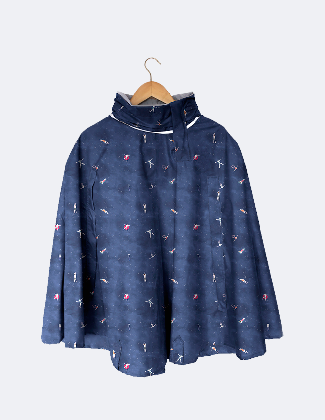 Rain Cape // Swimmers