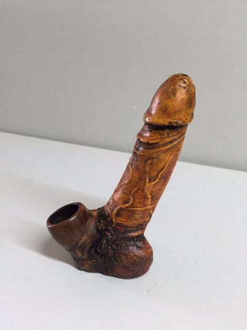 Image of Ceramic Penis Pipe