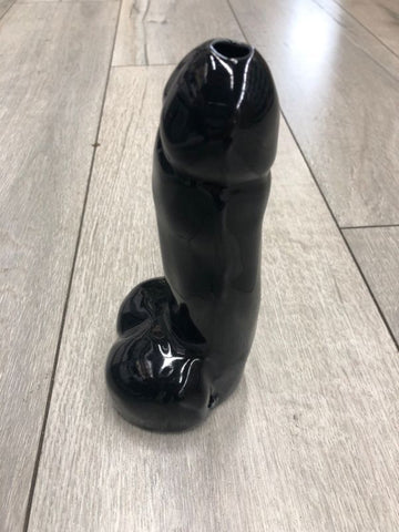 Image of Black Penis Pipe