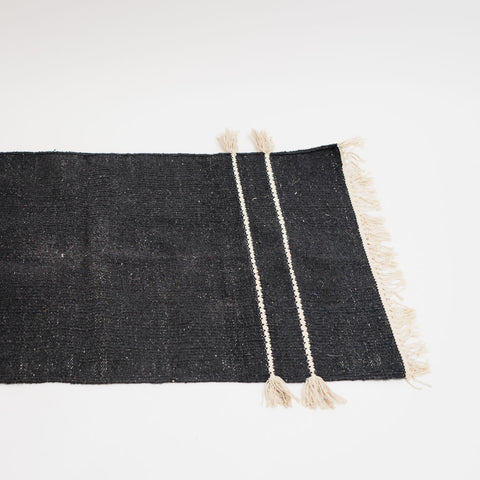 A Tribal Bath Mat