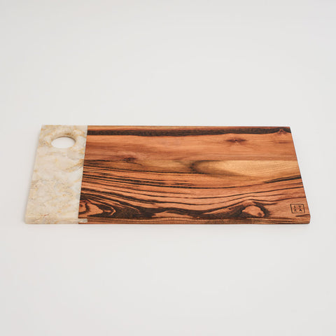 A Medium Serving Board